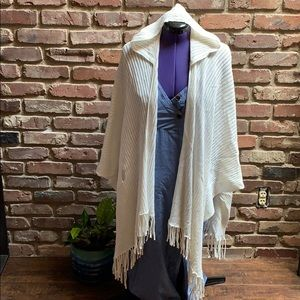 Hooded Shawl/Shrug